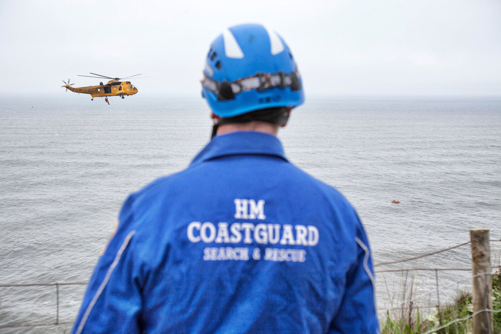 SAR teams tasked to tide cut-off.