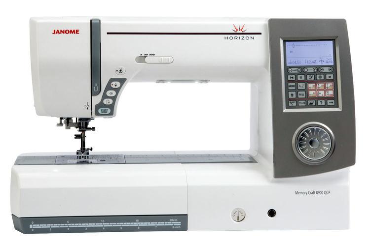 Janome MC40 QCP Sewing Machine The Stitchery Interesting Janome Long Arm Sewing Machine