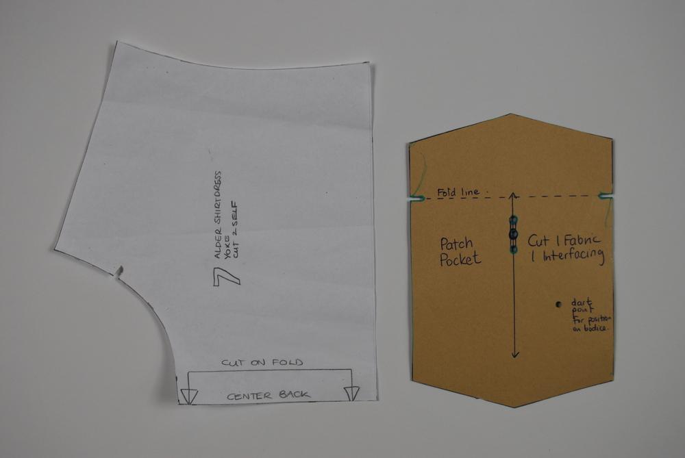 Silver reflector - white foam board