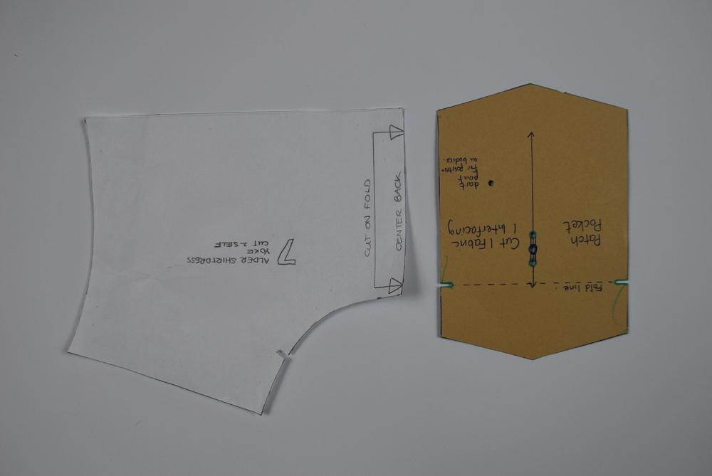 Silver Reflector - white paper