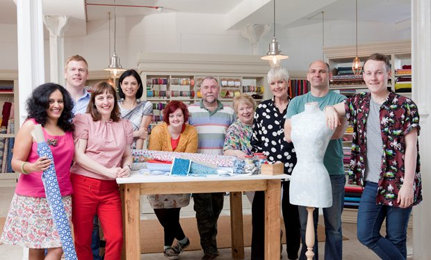 BBC's The Great British Sewing Bee has been an inspiration to many to dust off their sewing machine and get making again.