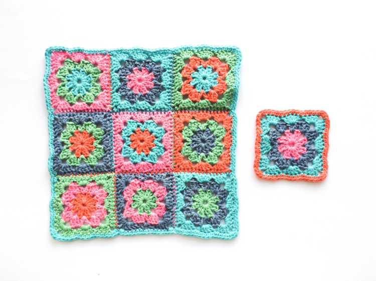 Granny Squares Crochet For Beginners Session Two The Stitchery