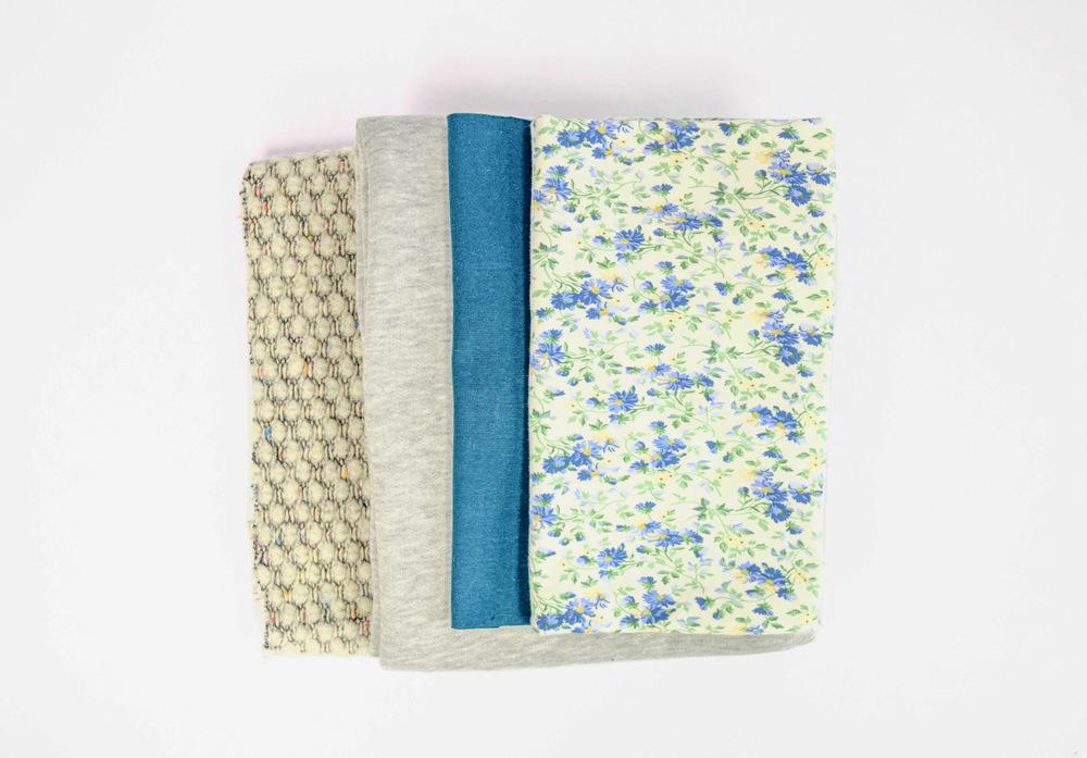 Knitwear fabrics.