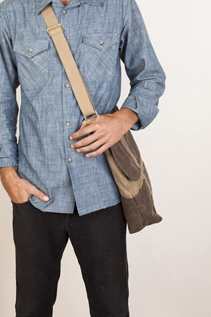 Version 1  Messenger Bag