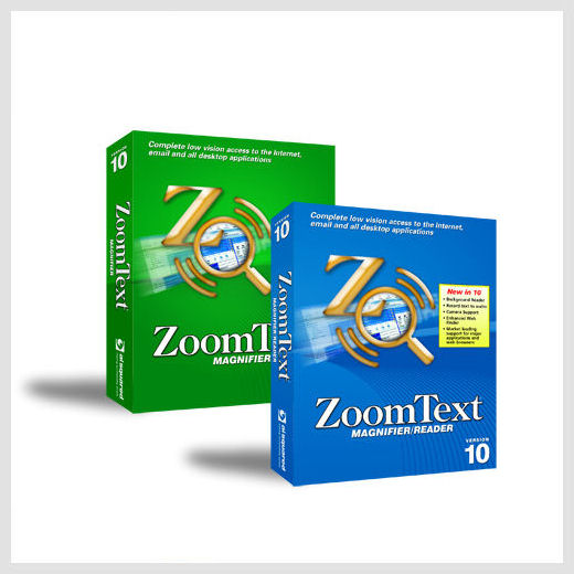 Zoomtext Magnifier & Reader