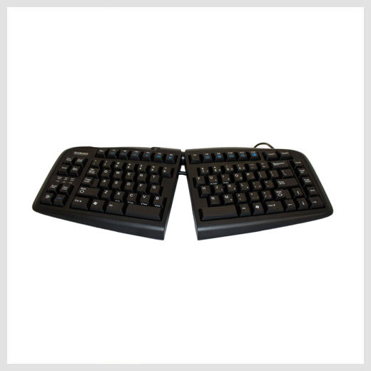Goldtouch Ergonomic keyboard