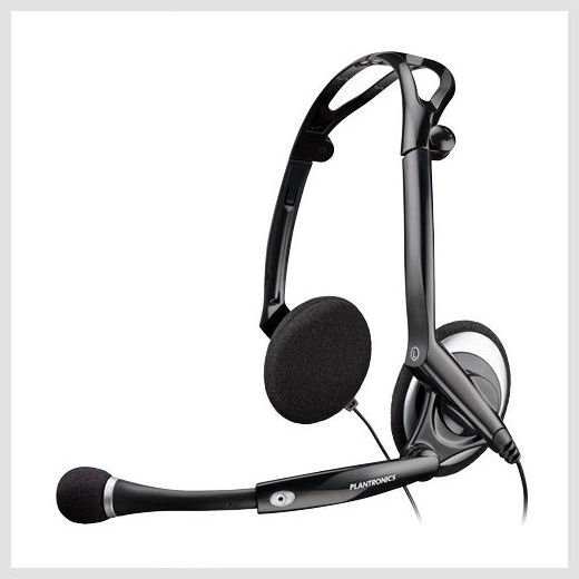 Plantronics DSP-400USB headset