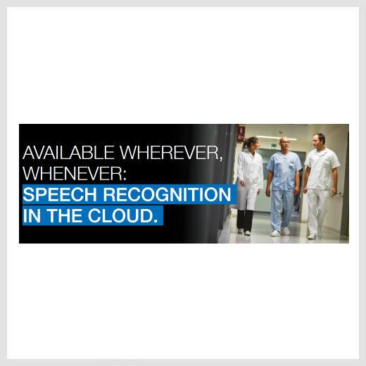 Dragon Medical 360 Network Edition solution