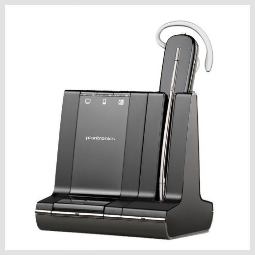 Plantronics SAVI W740 USB wireless headset