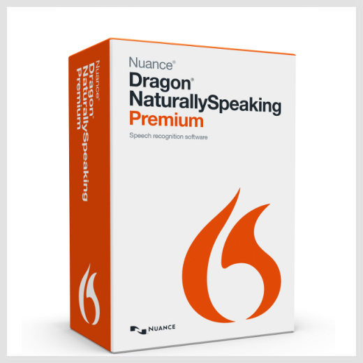 Dragon NaturallySpeaking Premium 13