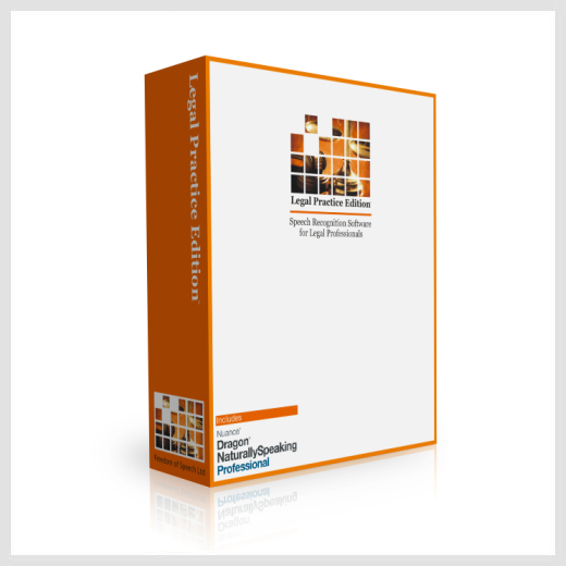 Dragon NaturallySpeaking Legal 13