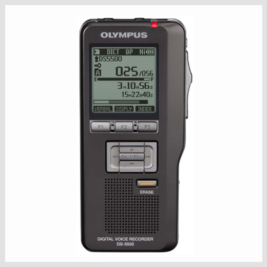 Olympus DS-5500 digital recorder