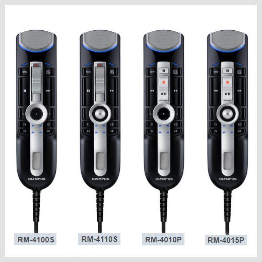 Olympus RecMic II microphones