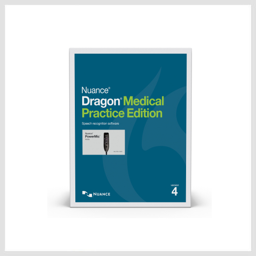 Dragon Medical Practice Edition 3