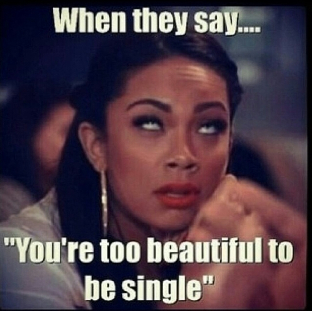 25 and single female