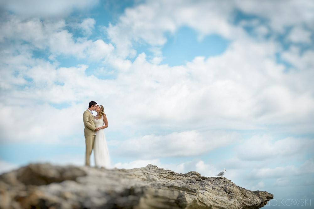 Rottnest Island Wedding of Erin and Carl