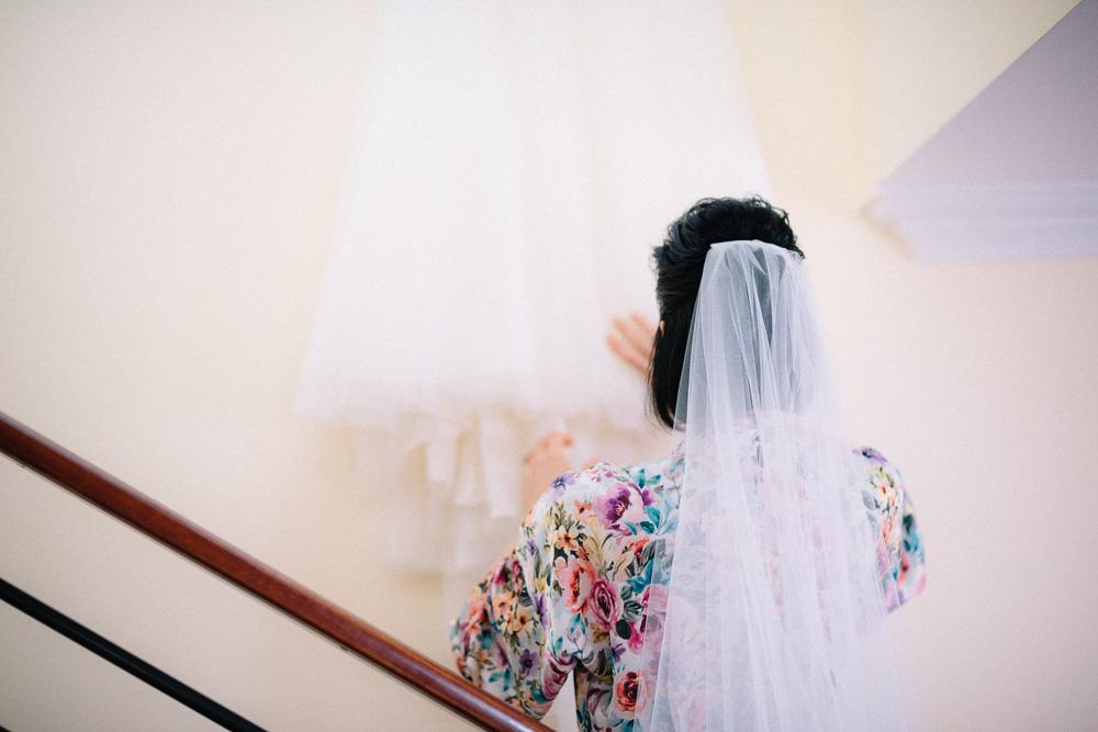 Dan and Courtney / Fremantle Wedding Photographer