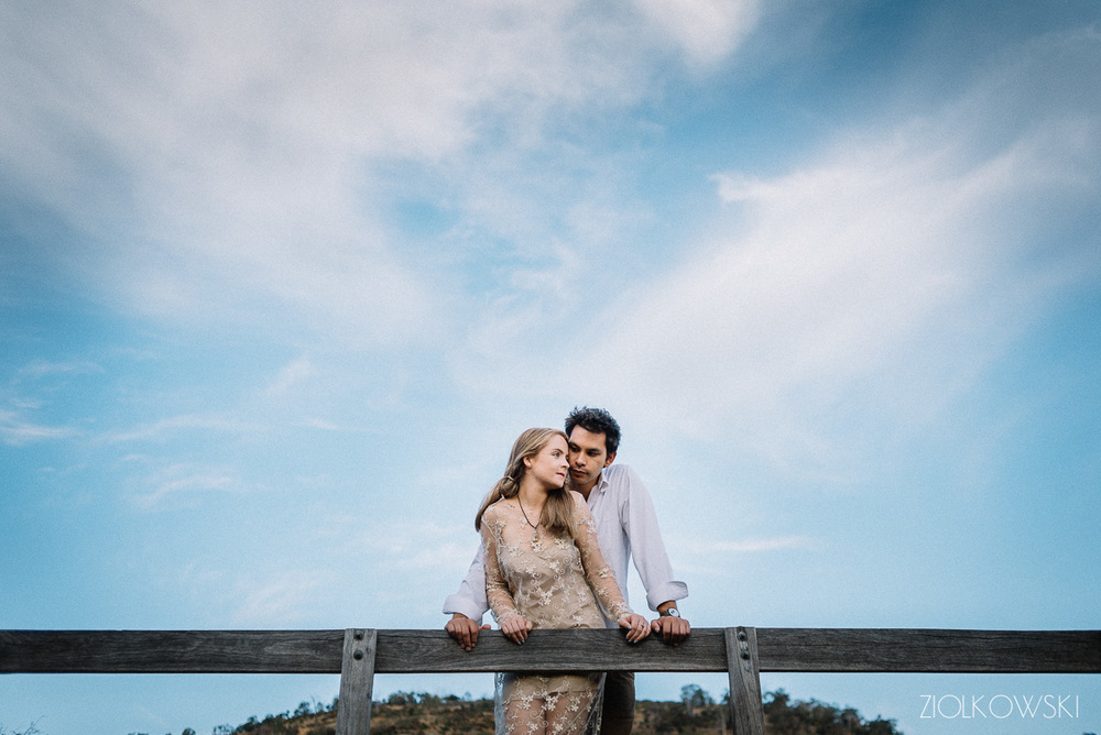 Morgane and Owen / Perth Engagement Photographer