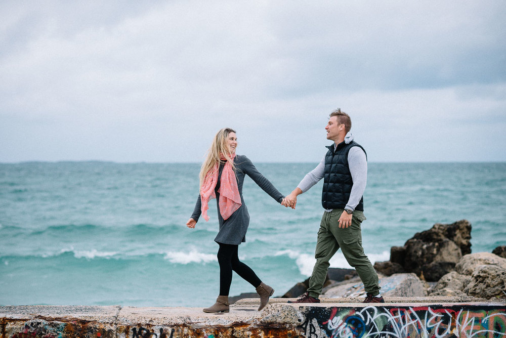 Sam and Kat / Be yourselves session in South Fremantle