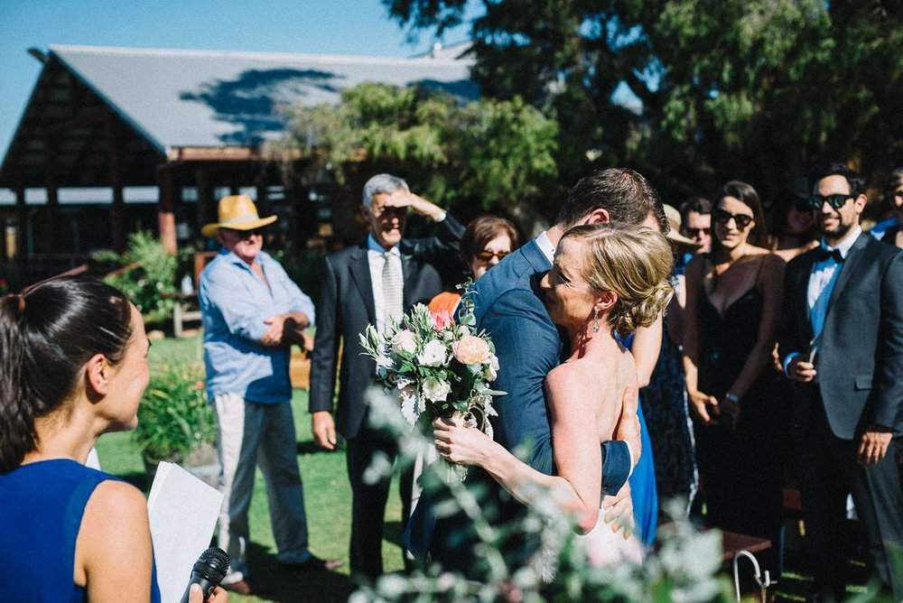 Margaret River Wedding/ Jenna and James