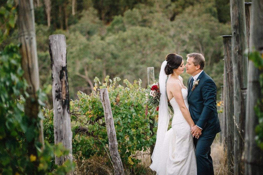 Perth Hills Wedding / Darlington Winery Perth