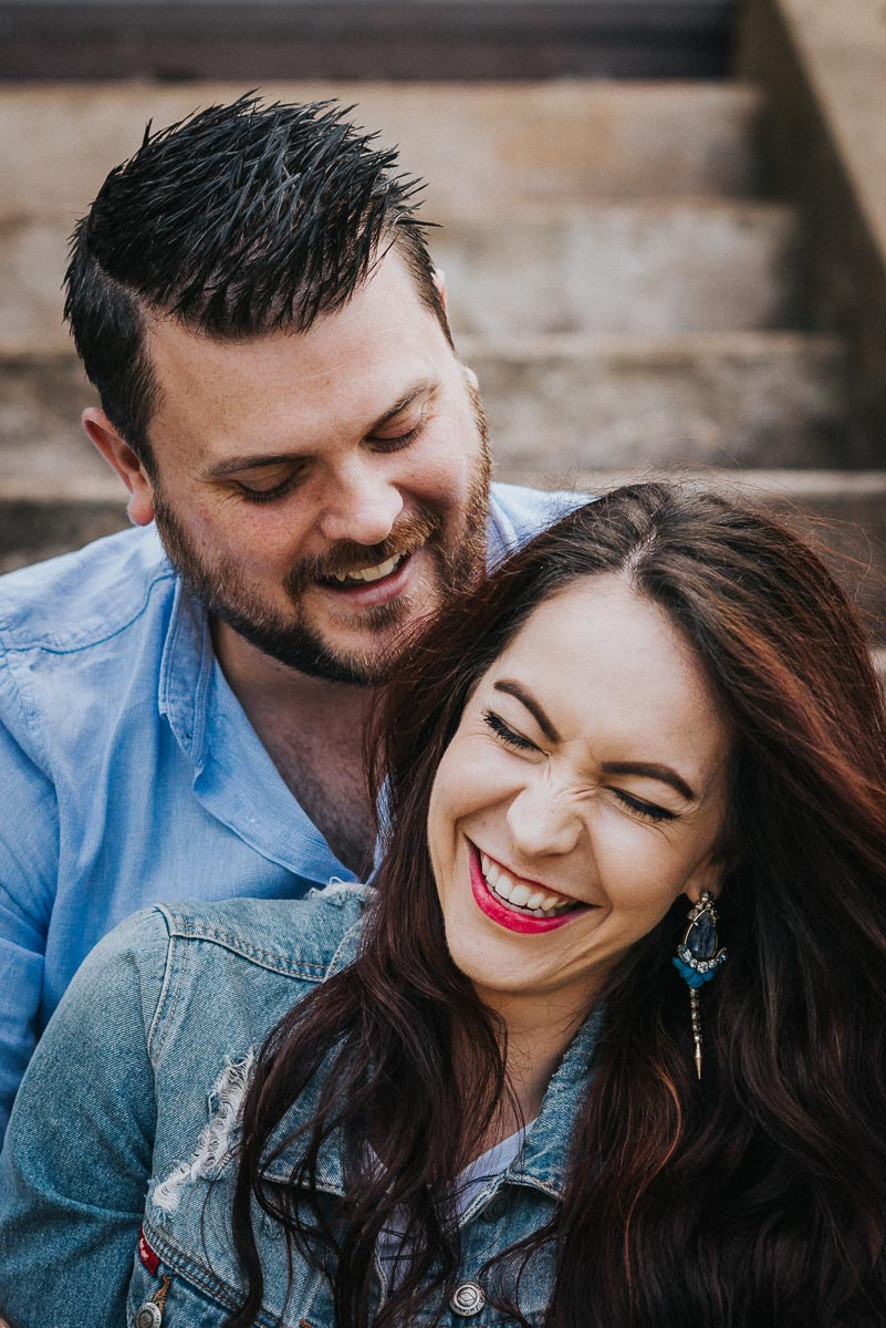Fremantle Engagement Photography