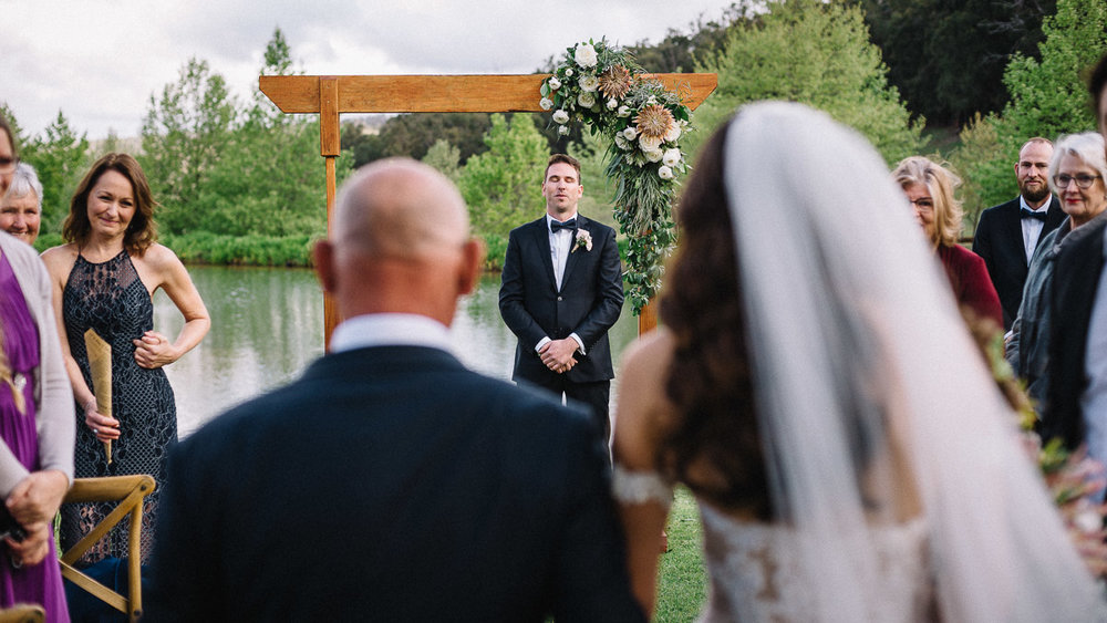 Millbrook Winery Wedding in Jarrahdale