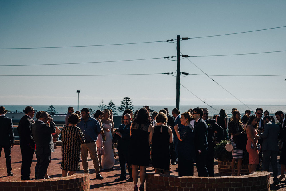 Winter Wedding Fremantle