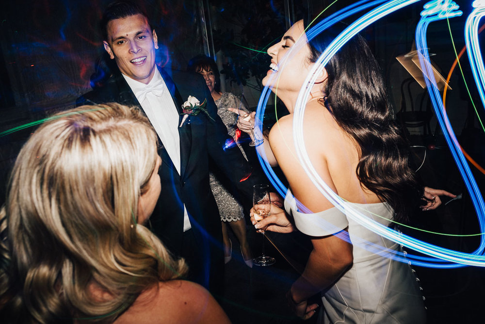 Wedding photos from one of the most unique wedding venues in Perth   Guildhall Event Space by Piotrek Ziolkowski Photography.