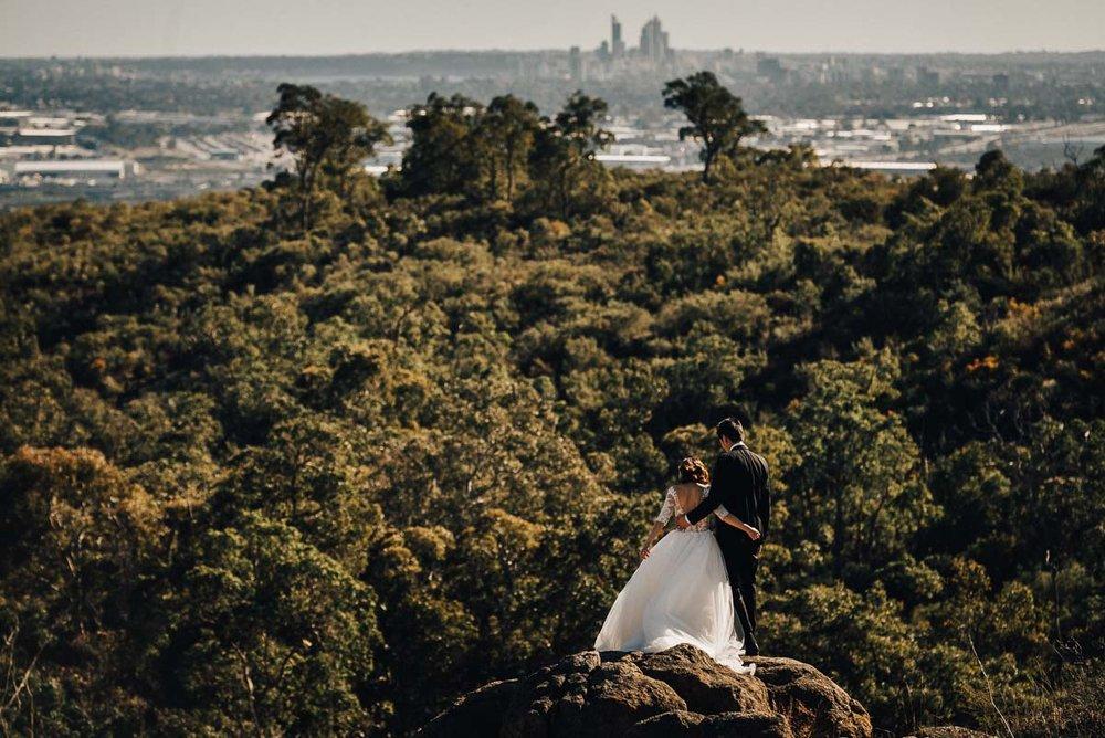 Best Perth prewedding photographer