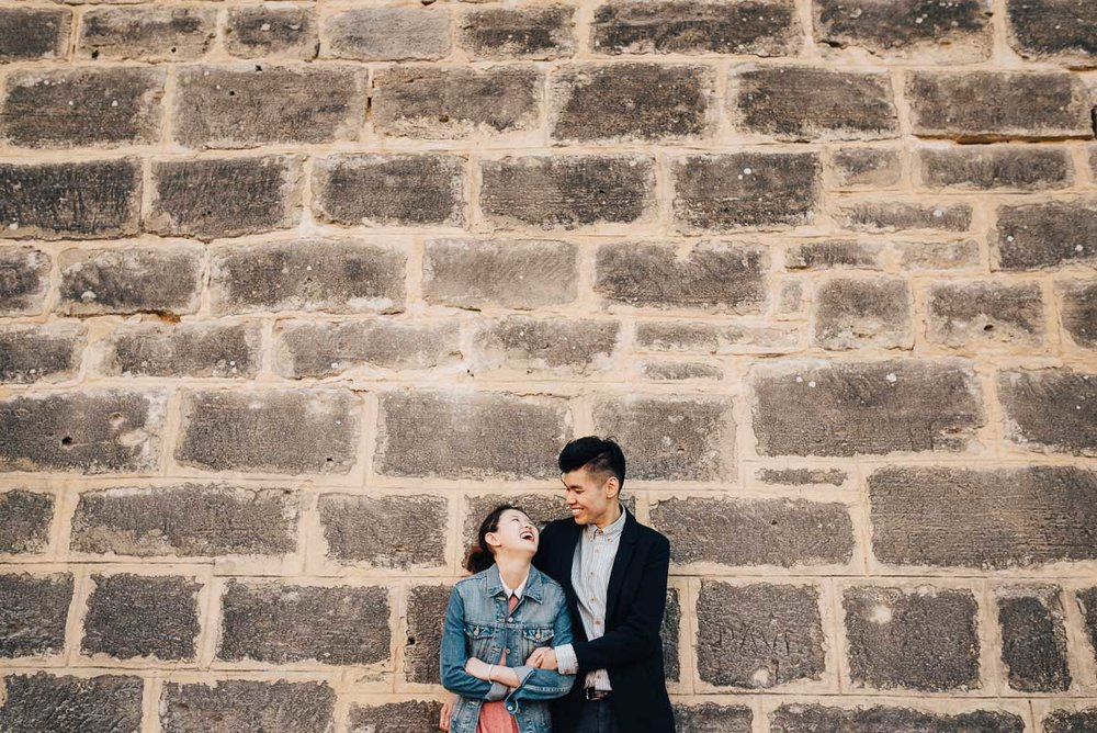 Fremantle Engagement Photographer
