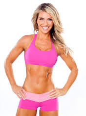Fitness model and mom, Kim Dolan Leto, age 44. Yep, she lifts heavy weights. Image:   http://www.kimdolanleto.com/