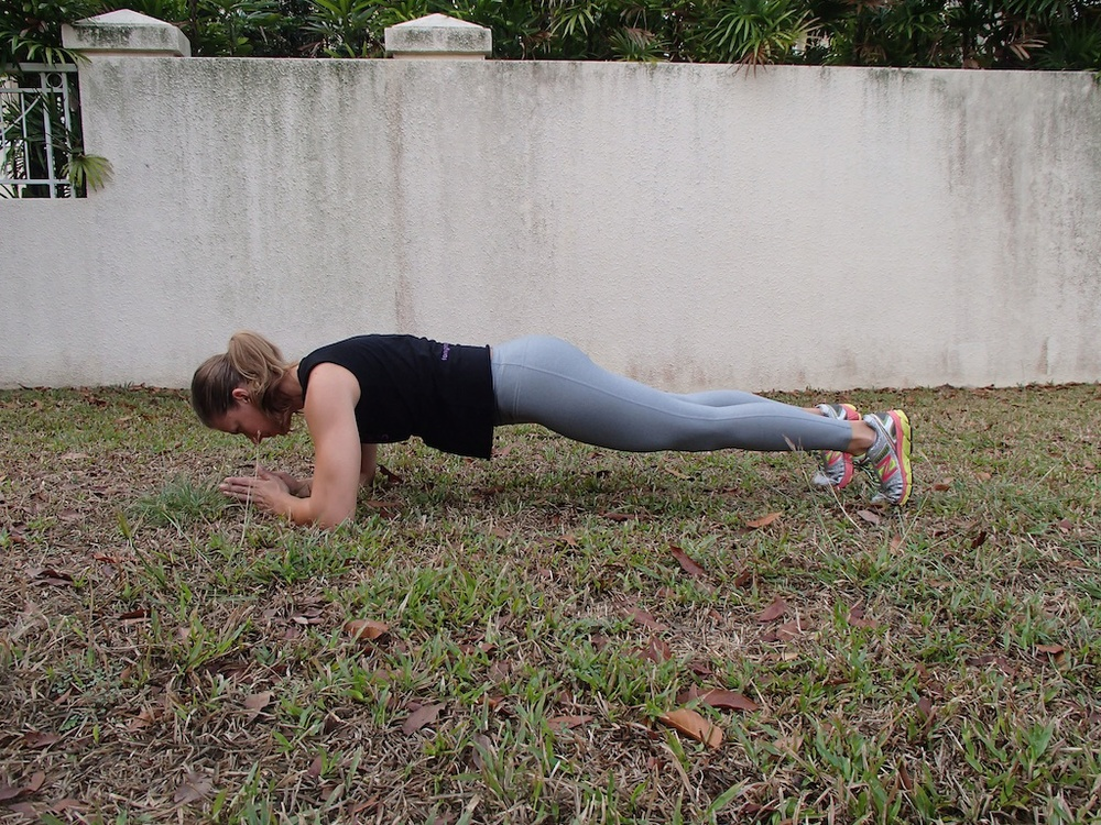 Planks for time