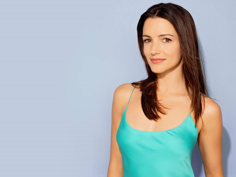 """What made me stop [drinking]? I realized it was not going to end well."" - Kristin Davis"