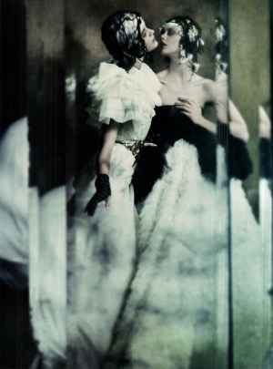 Artists: Vogue Italia by Paolo Roversi, September 2011