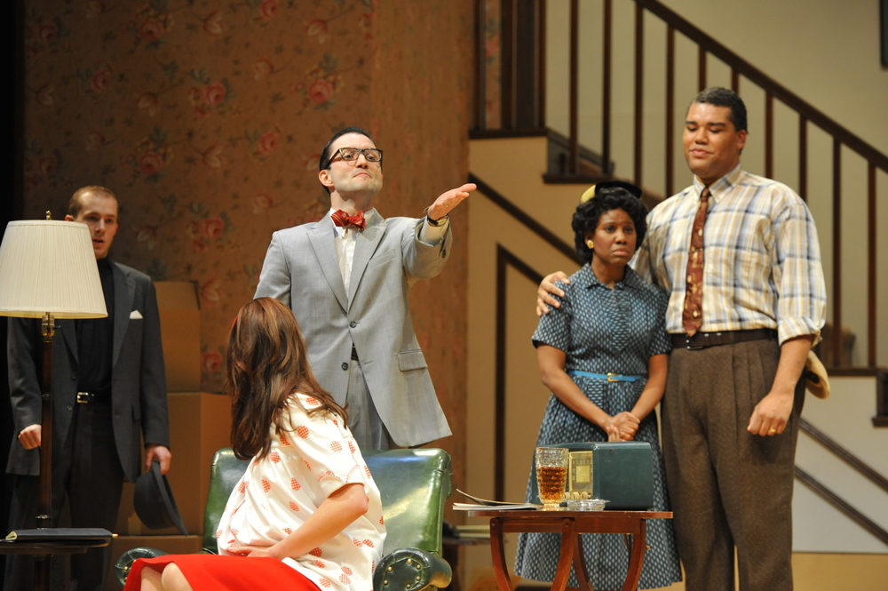 'Clybourne Park' - PlayMakers Repertory Company
