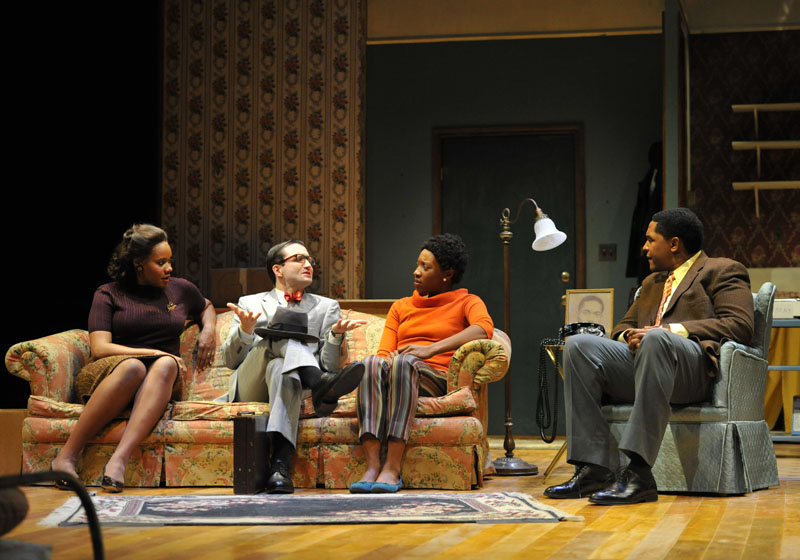 'A Raisin in the Sun' - PlayMakers Repertory Company