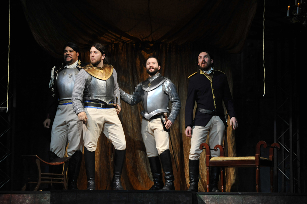 'Henry V' - PlayMakers Repertory Company