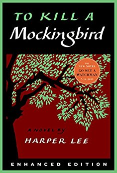 """1961:  I read it in grammar school, so I remember very little from To Kill a Mockingbird save for the portable little isms: """"Real courage is when you know you're licked before you begin, but you begin anyway and see it through no matter what."""""""