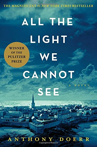 2015:  Easily one of the best WWII novels I've ever put my fingers to. Utterly engrossing. I left it knowing every dusty, bomb-blasted corner of Saint-Malo, but in the tactile/auditory/olfactory way Marie-Laure was forced to learn it. A tale of hope and perseverance. Of love and conscience. Doerr apparently spent a decade writing it and this careful approach shows.