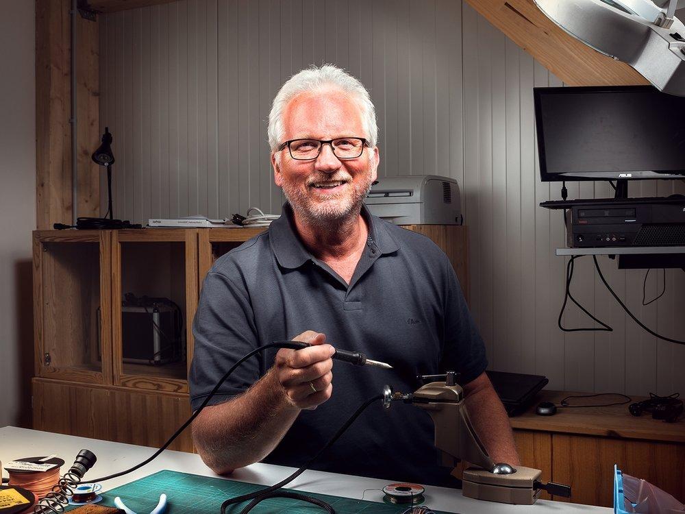 Tom lorenzen, CEO
