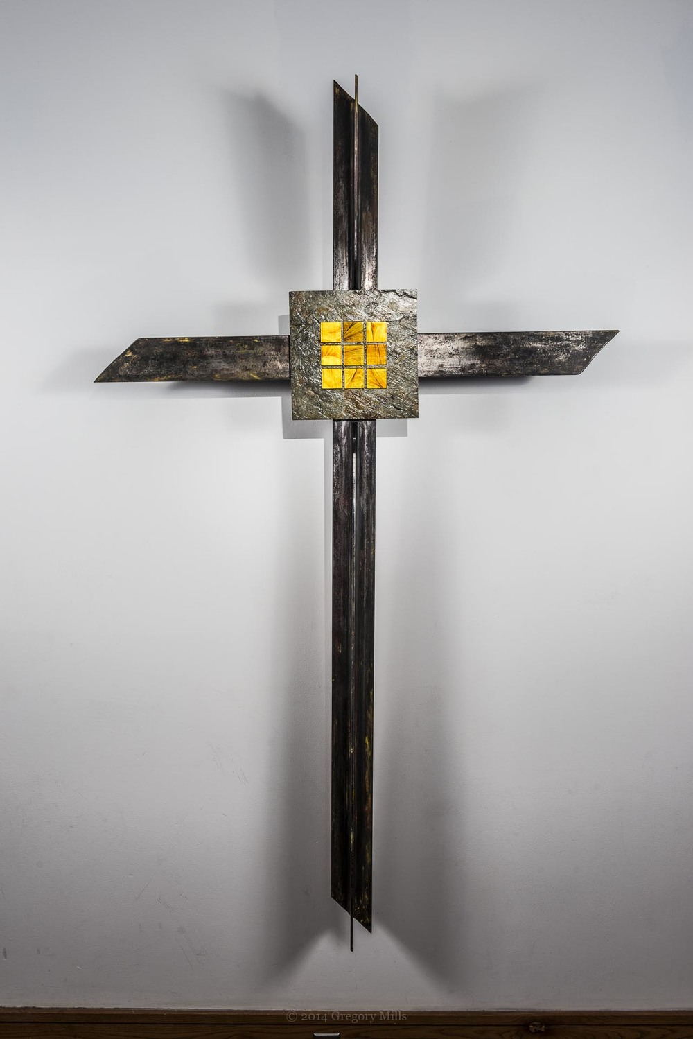Cross for the Education Building