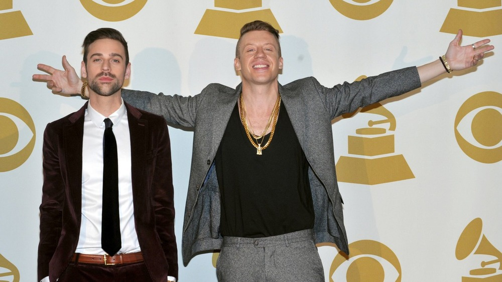 Grammy Winners: Macklemore & Ryan Lewis