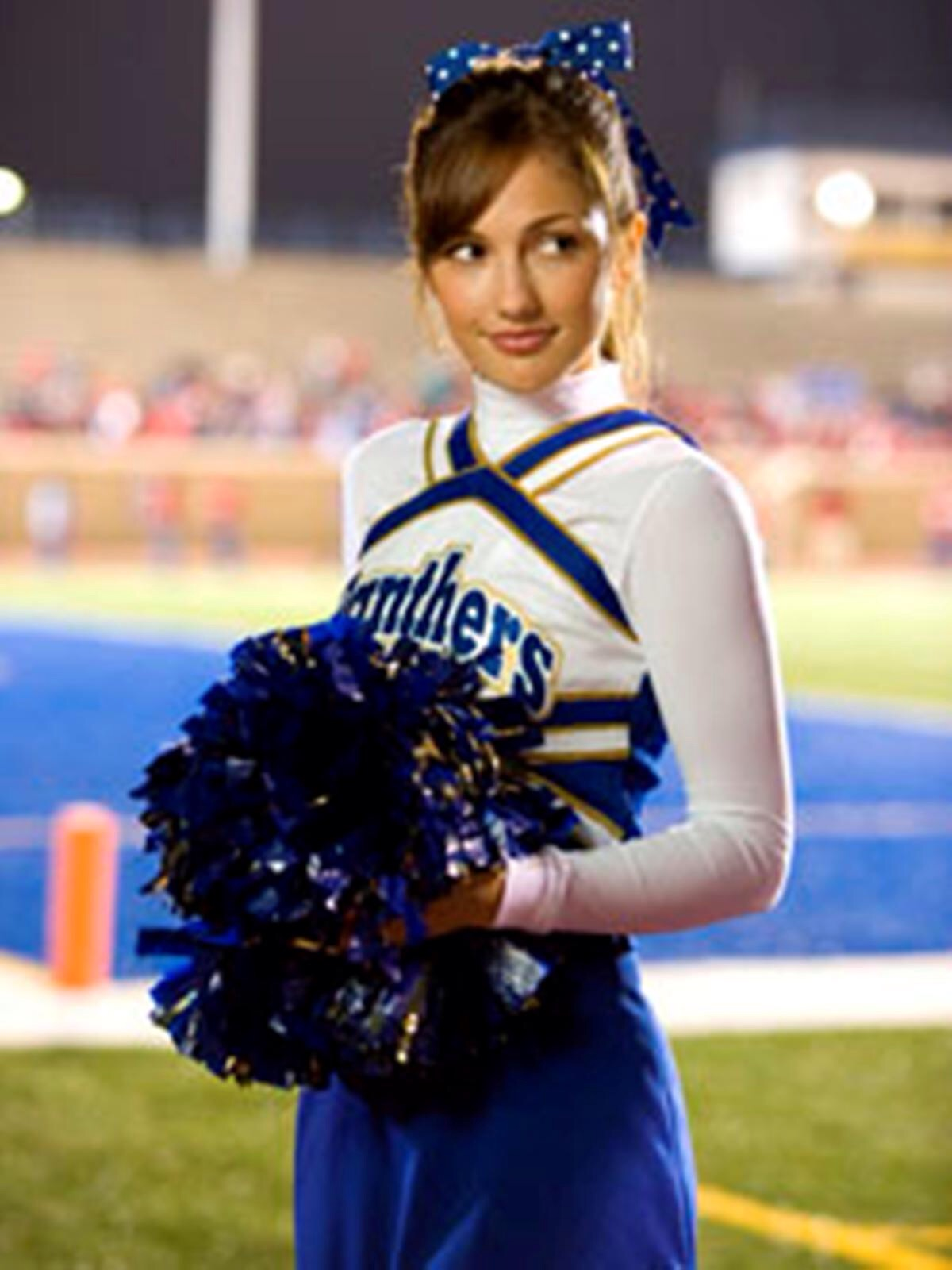 Shattering Perfection: Reading The Christian Cheerleader Trope — Saint  Hilda's House