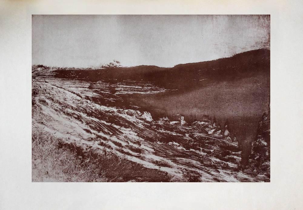 DEGAS  - Paysage /  Landscape