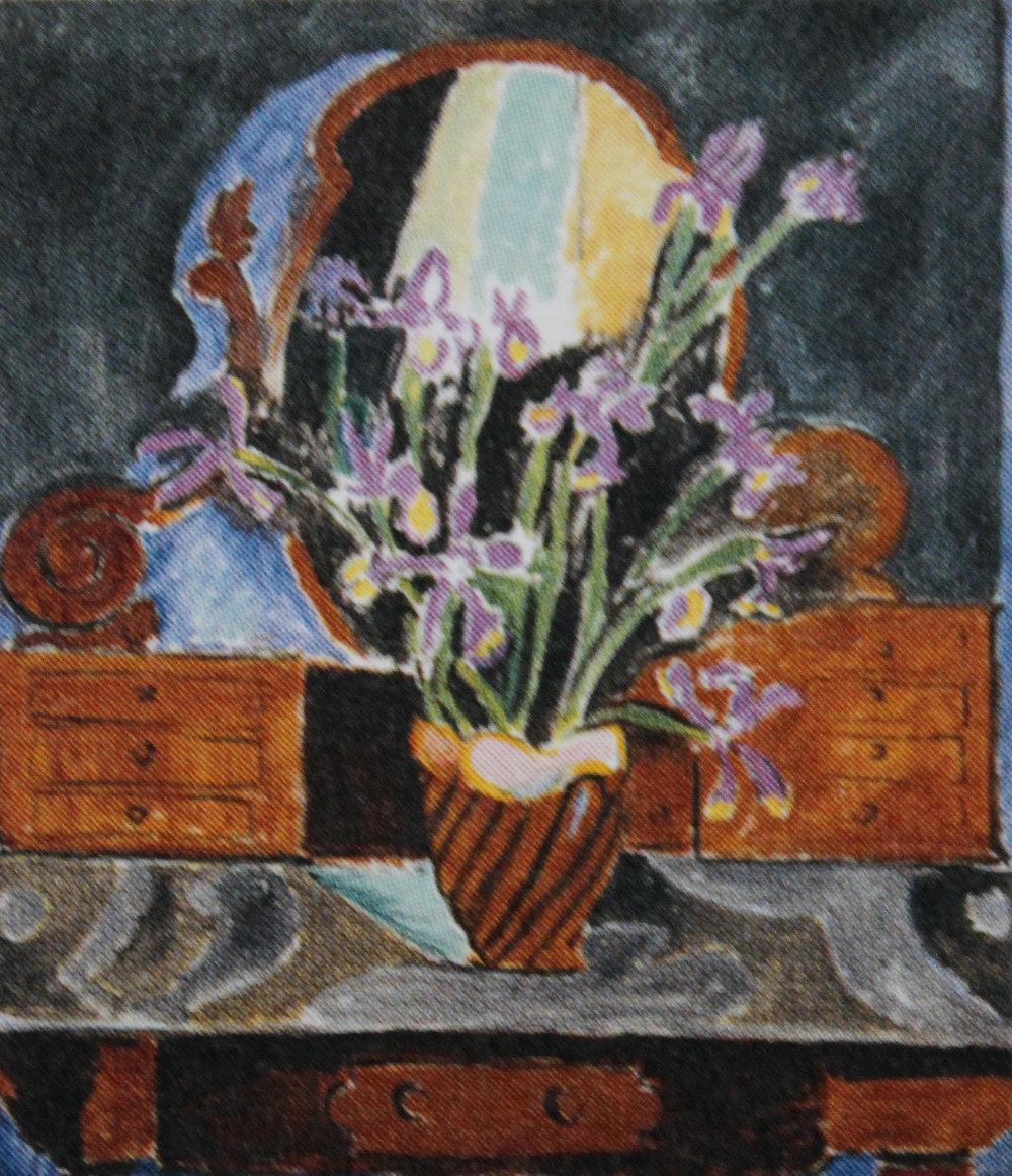 H. Matisse ,  Les Iris  - DAUBERVILLE, T1, n°119