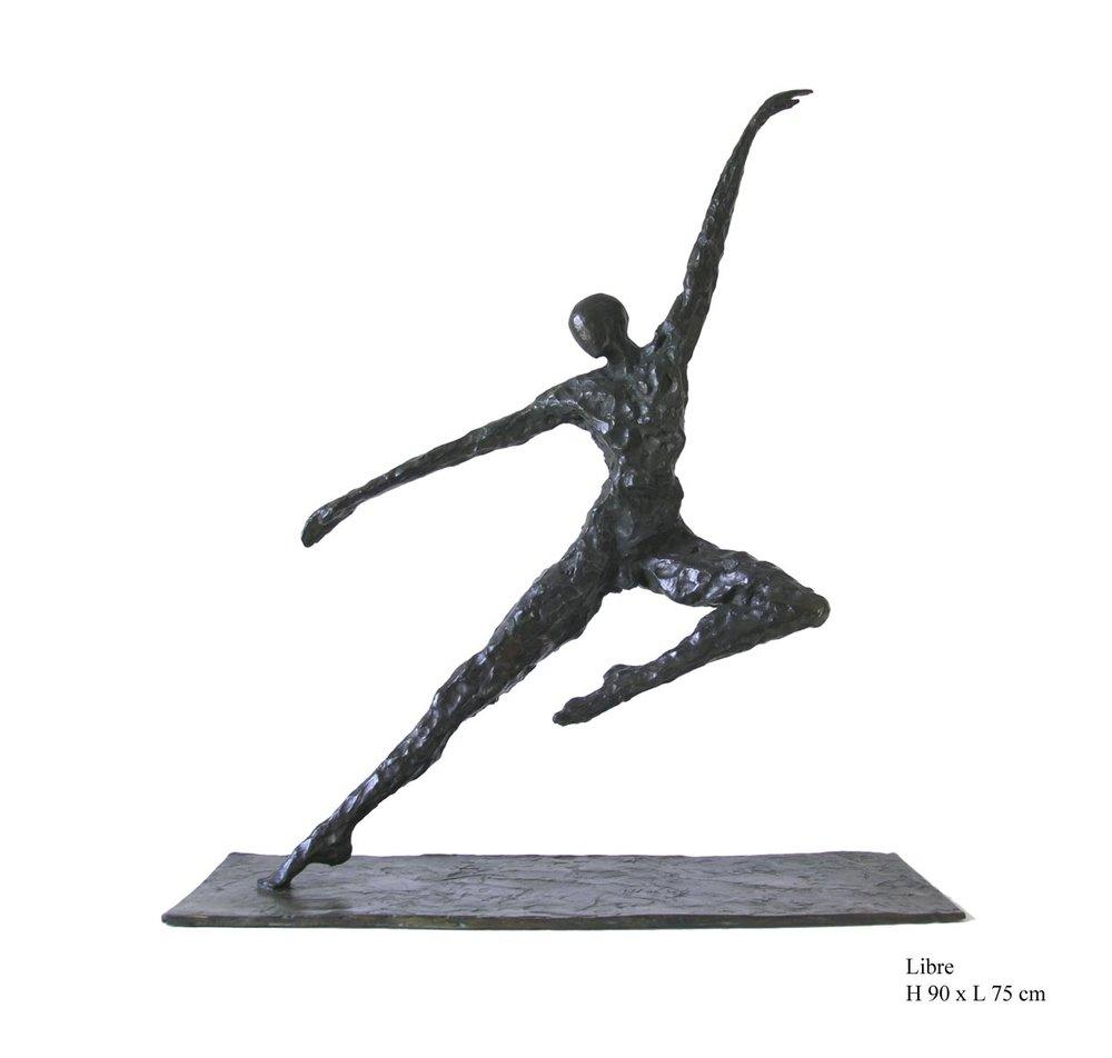 Libre - bronze