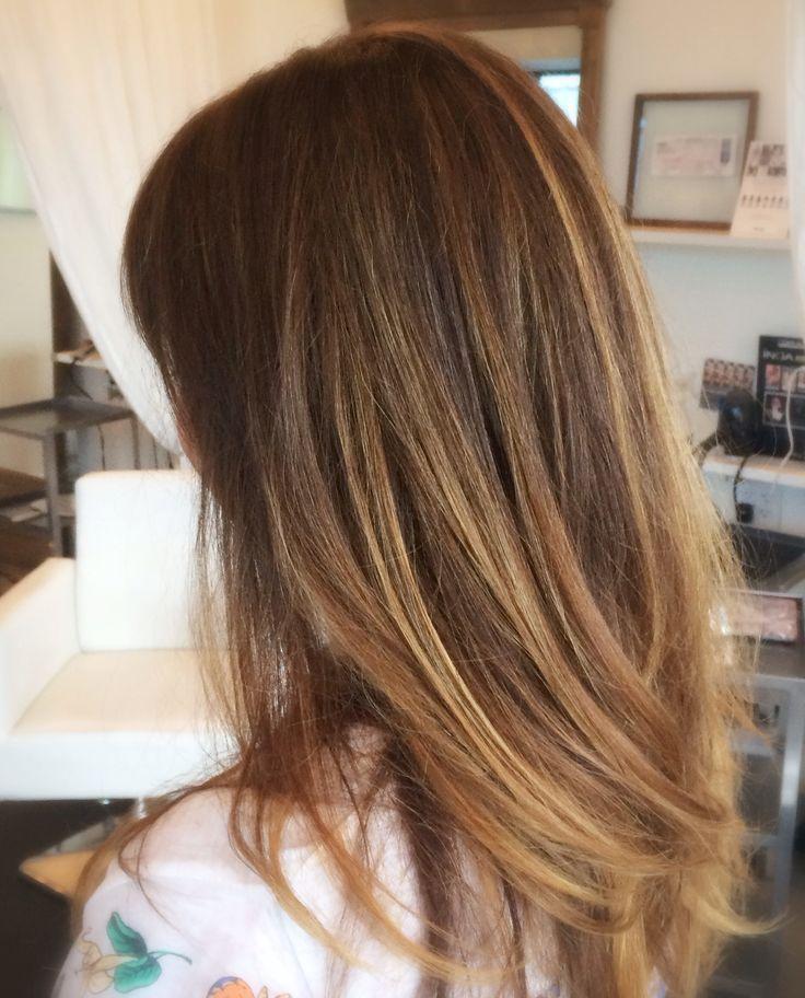 Long Hair Michele Sanford Hair