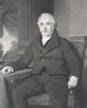 Charles Mackintosh, patented innovative waterproof fabric 1823
