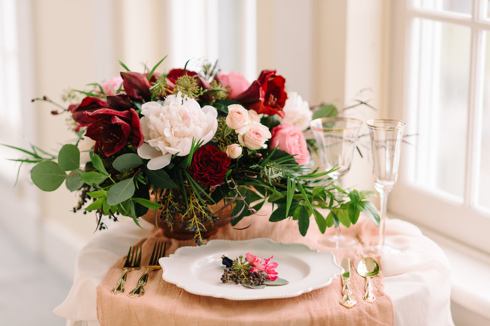 photo by: Tara McMullen and Barb Simkova | plates/cutlery/glassware: Plate Occasions